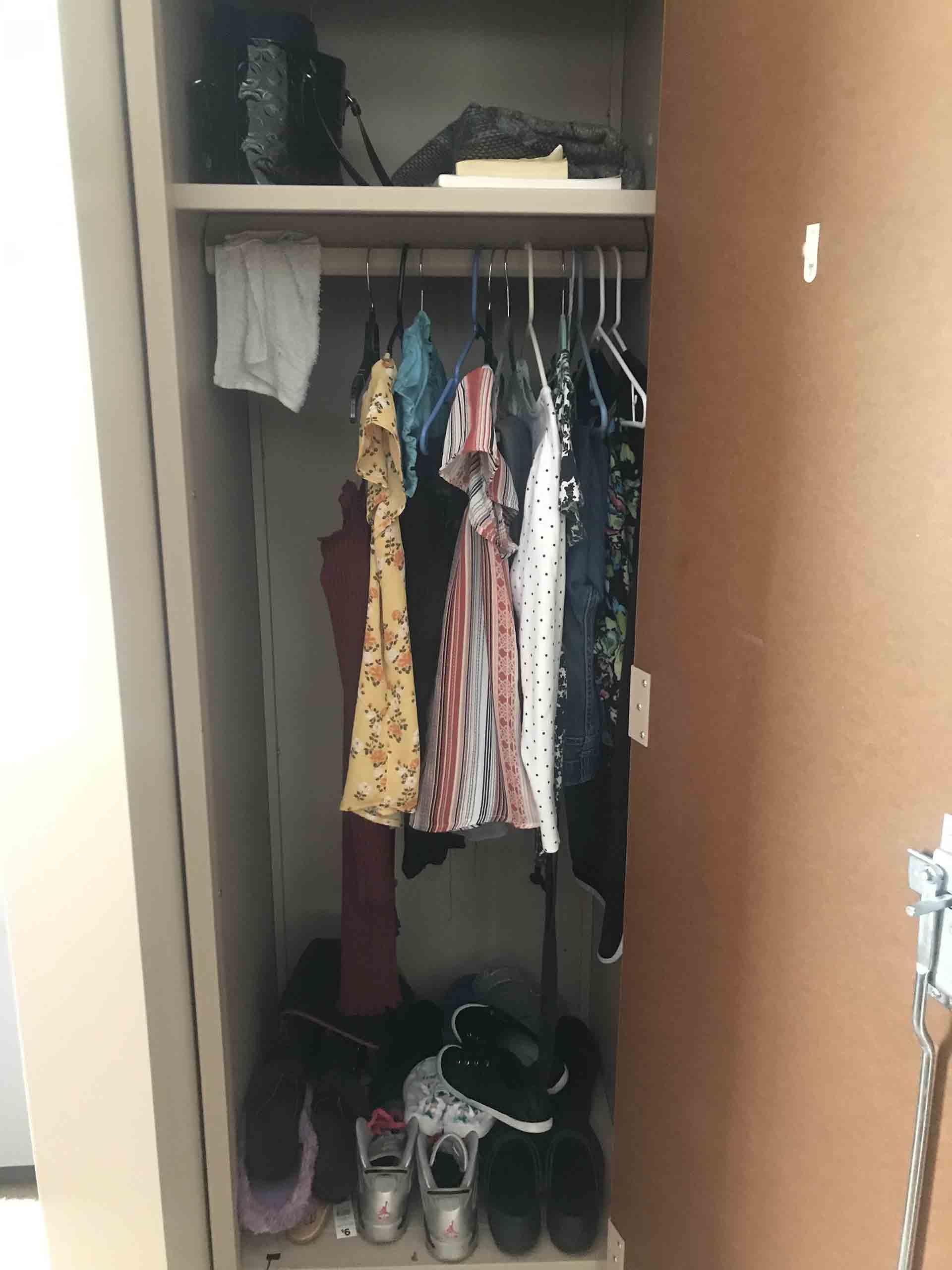 Closet at Shelter KC