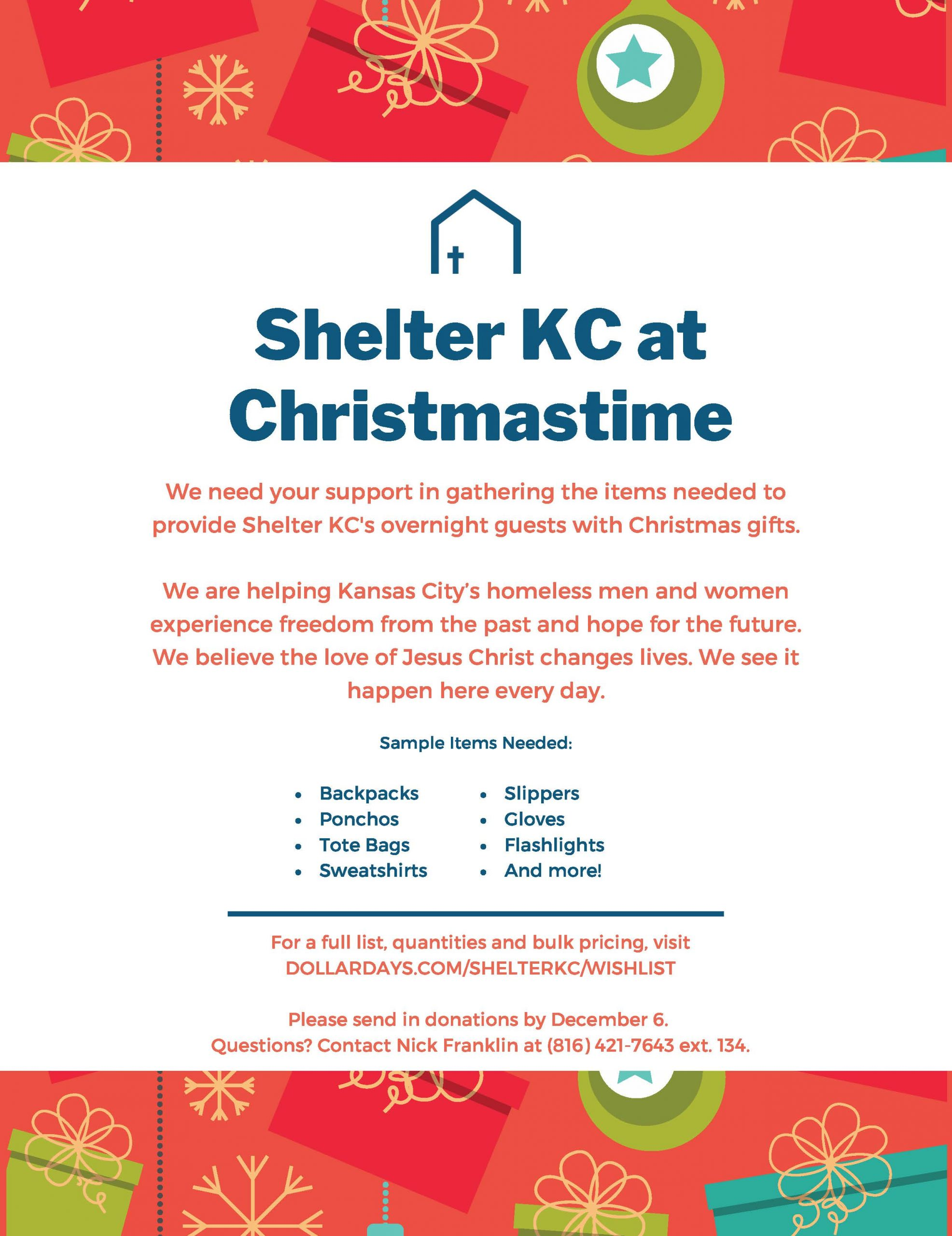Shelter KC-Christmastime flyer JPG